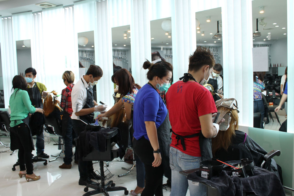 Hair Stylist Profesional