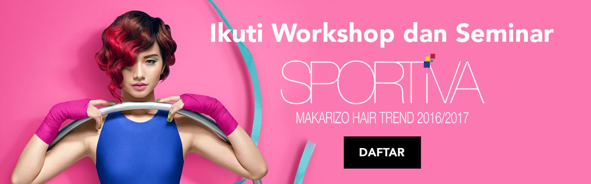 pendaftaran workshop SPORTIVA