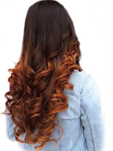 tren warna rambut cooper goes fadding