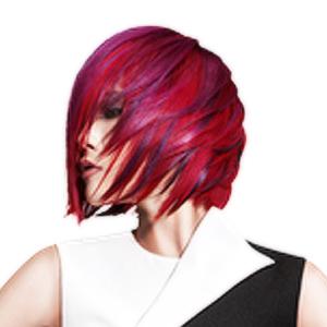 teknik blow dry : free comb