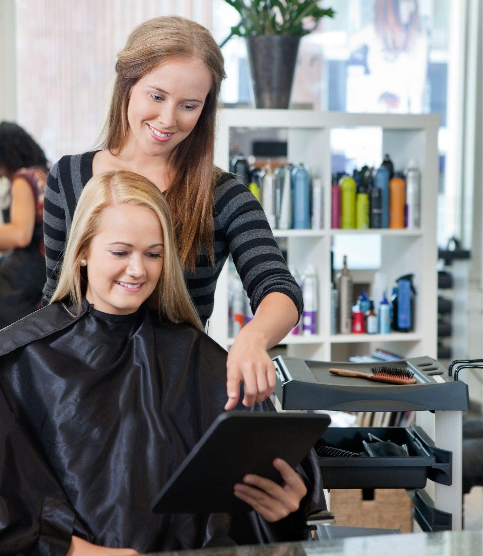 Hair stylist komunikasi