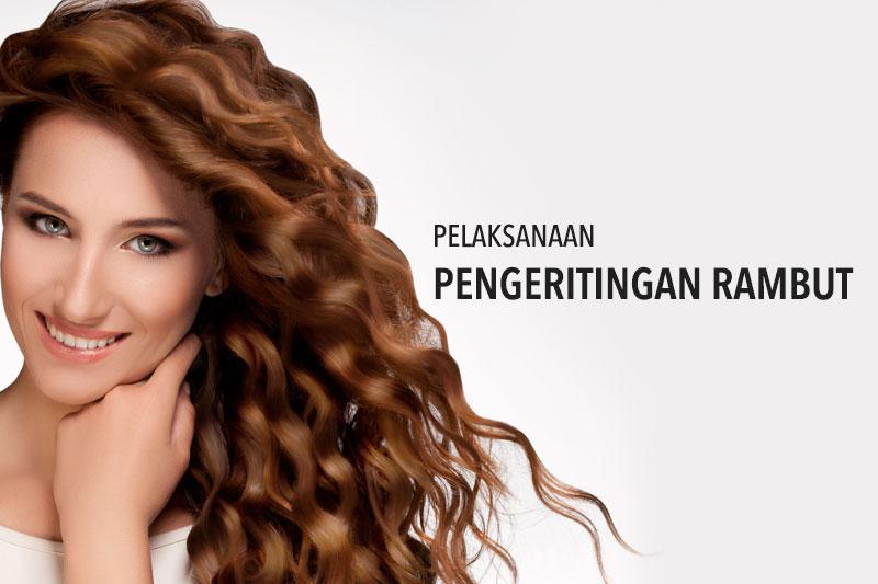 Pelaksanaan Pengeritingan Rambut - Makarizo Hair Trend bf80c15ac1