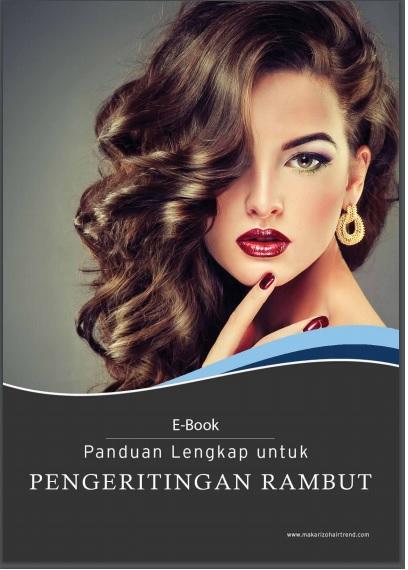 Ebook Pengeritingan Rambut