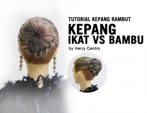 TUTORIAL KEPANG IKAT VS BAMBU